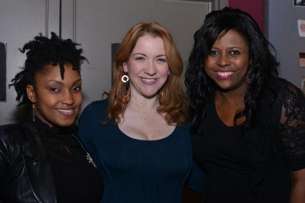Shelena Walden, Molly Breen and Mary McCallum Photo