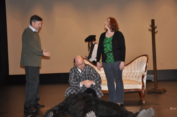 Photo Flash: Dinah Manoff's ONE ACT FEST at Bainbridge Performing Arts
