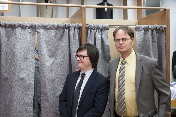 Will Greenberg, Rainn Wilson