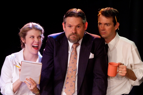 Photos: First Look at Mad Cow Theatre's LAUGHTER ON THE 23RD FLOOR