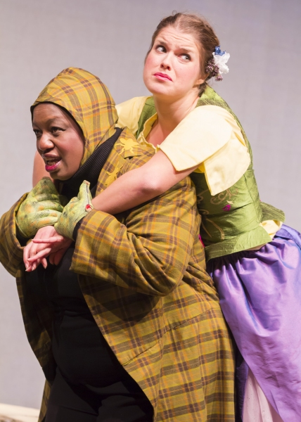 Photo Flash: First Look at A.D. Players Children's Theater's THUMBELINA