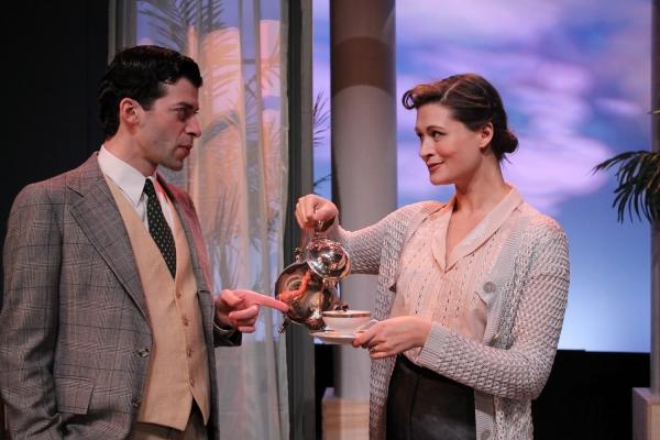 Tony Larkin and Kate Donadio
