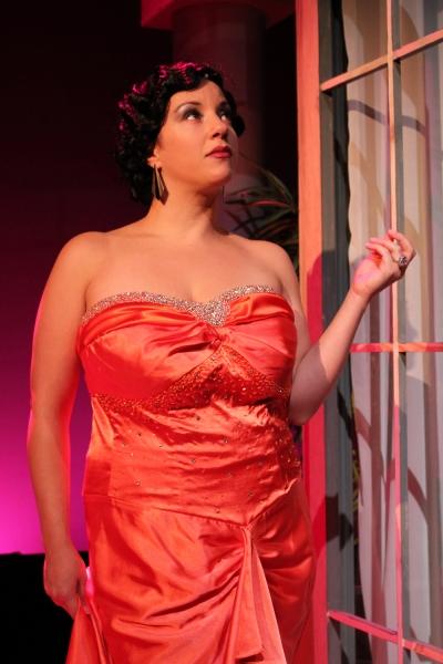 Suehyla El-Attar as Libby Holman Reynolds Photo