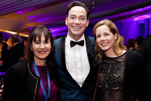 Arlene Phillips, Craig Revel Horwood, and Darcey Bussell