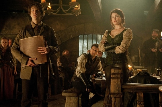 Photo Flash: New Stills from HANSEL AND GRETEL: WITCH HUNTERS