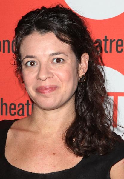 Playwright Quiara Alegria Hudes