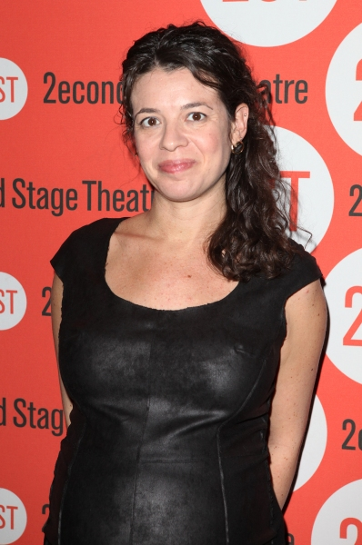 Playwright Quiara Alegria Hudes