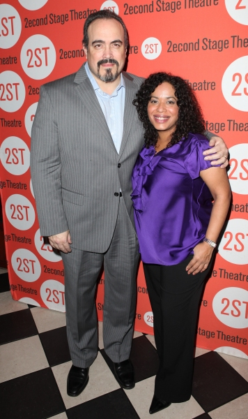 David Zayas & Liza Colon-Zayas