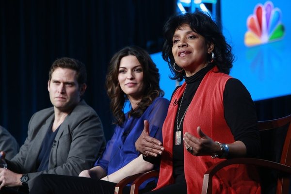 'Do No Harm' -- Steven Pasquale, Alana De La Garza, Phylicia Rashad  at SMASH Stars & More Attend NBCUniversal's Press Tour