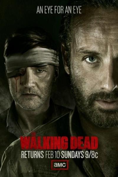 Photo Flash: Poster Art for Return of AMC's THE WALKING DEAD