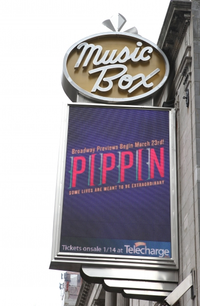 Up on the Marquee: PIPPIN