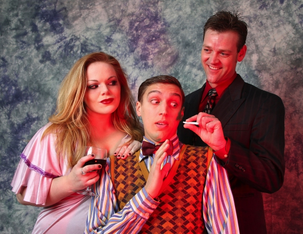 Photo Flash: First Look at Amanda Weis, Keith Hovis and More in REEFER MADNESS