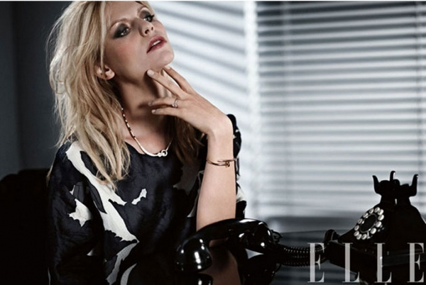 Photo Coverage: Claire Danes ELLE'S February Cover Shoot