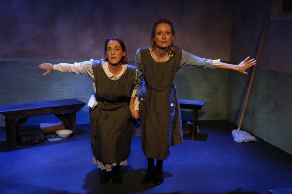 Photo Flash: First Look at AIRSWIMMING at Irish Repertory Theatre