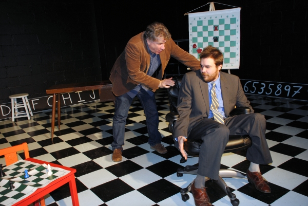 Photo Flash: First Look at Slightly Altered States' THE CHESS LESSON