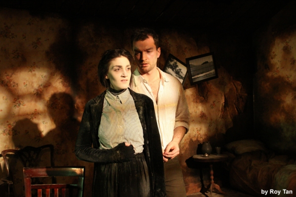 Photo Flash: CROSS PURPOSE at the King's Head Theatre