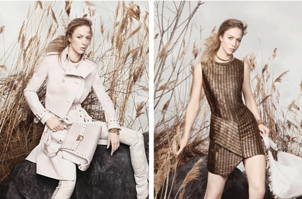 Photo Coverage: Salvatore Ferragamo's Spring 2013 Ad Campaign