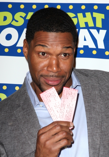 Photo Coverage: Kelly Ripa and Michael Strahan Named Ambassadors of KIDS' NIGHT ON BROADWAY