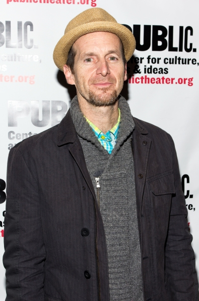 Denis O'Hare at Inside Opening Night of Public Theater's UNDER THE RADAR Festival