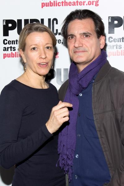 Linda Emond, Matte Osian