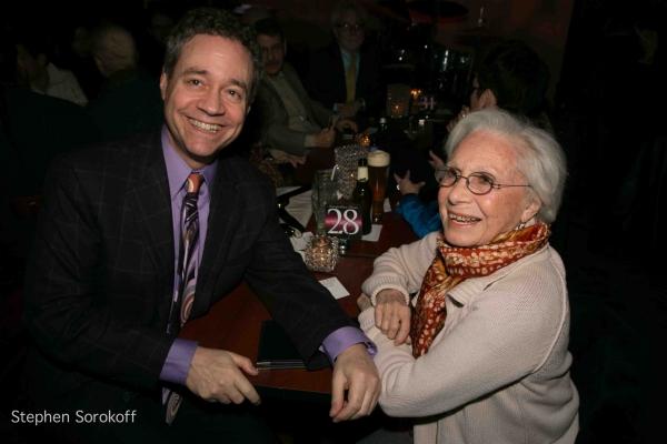 Mark Sendroff & Elly Stone