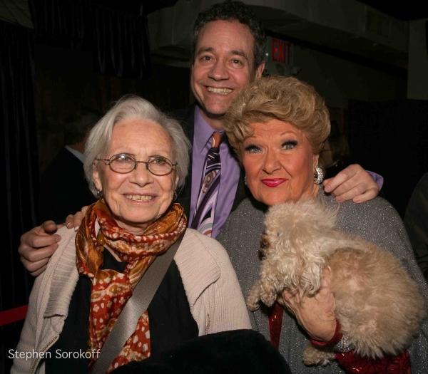 Elly Stone, Mark Sendroff, Marilyn Maye