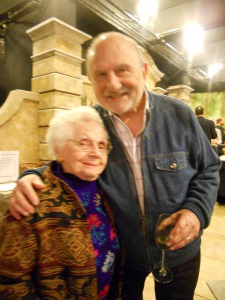Stan Weiman and Vivienne Shub Photo