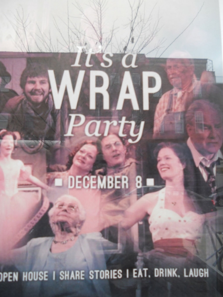 Photo Flash: Everyman Theatre's IT'S A WRAP Party