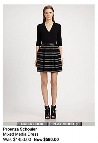 Daily Deal 1/10/13: Saks Fifth Avenue