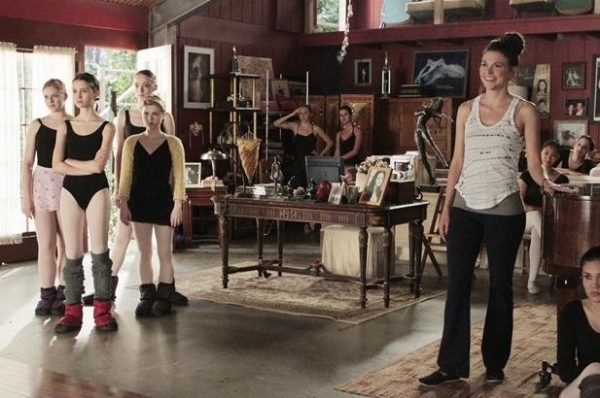 Sutton Foster at First Look - All New Episodes of ABC Family's BUNHEADS