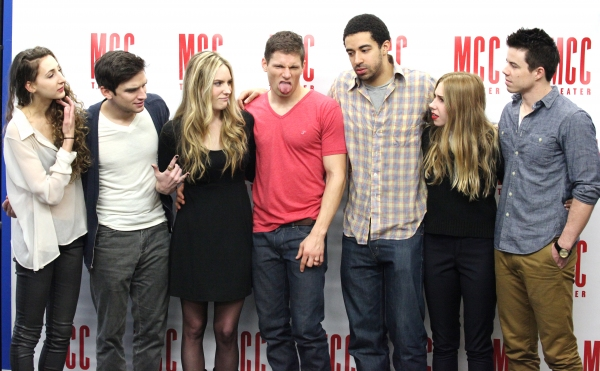 Photo Coverage: MCC's REALLY REALLY Meets the Press
