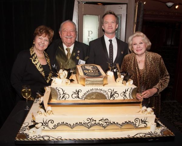 Arlene Larsen, Milt Larsen, Neil Patrick Harris and Irene Larsen