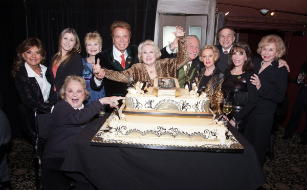 Dawn Wells, Gabrielle Stone, Rose Marie, Dee Wallace, Siegfried Fischbacher, Irene Larsen, Milt Larsen, Tippi Hedren, Richard Sherman, Kate Linder and Michael Learned