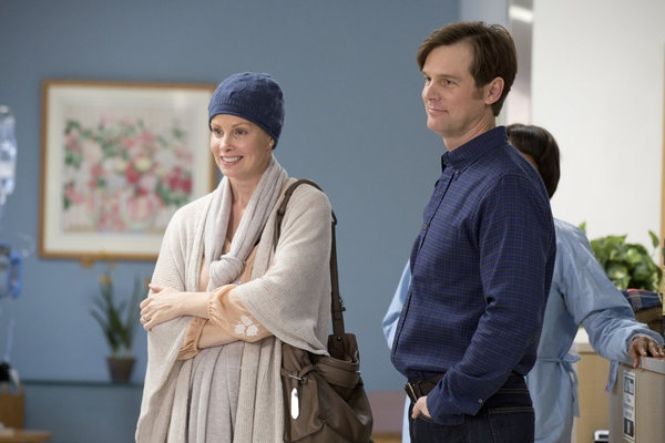 Peter Krause, Monica Potter