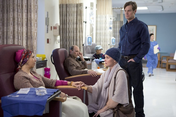 Rose Abdoo, Peter Krause, Monica Potter