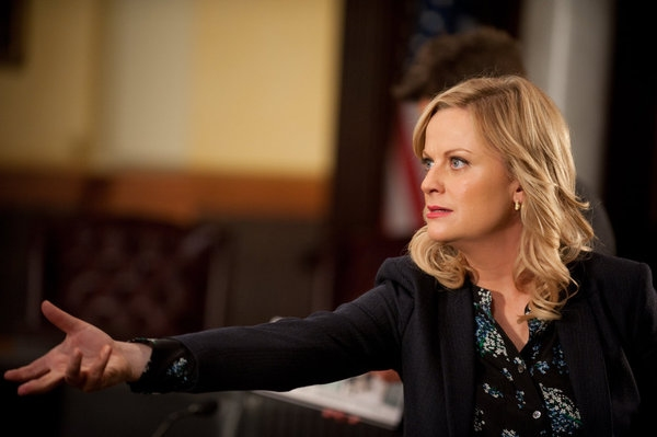 Photo Flash: PARKS AND RECREATION's 'Women in Garbage,' Airing 1/24