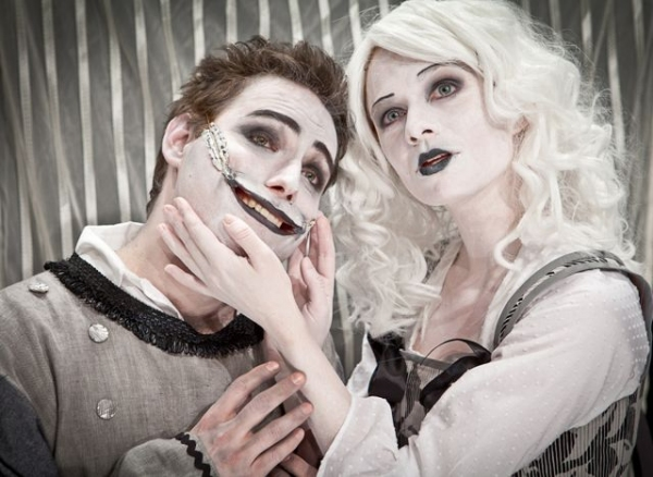 Photo Flash: Stolen Chair Theatre Opens THE MAN WHO LAUGHS at Urban Stages Tonight