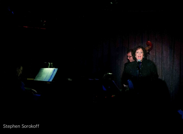 Photo Coverage: Marci Kraft Brings SINGING AGAIN...FOR THE FIRST TIME to Don't Tell Mama