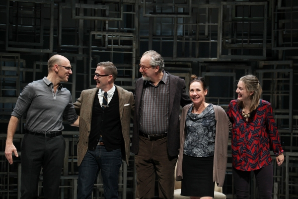 Photo Coverage: Inside Opening Night of THE OTHER PLACE- The Curtain Call!