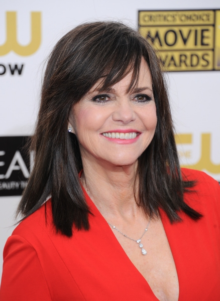 Sally Field at Hathaway, Chastain & More at 18th Annual CRITICS CHOICE AWARDS