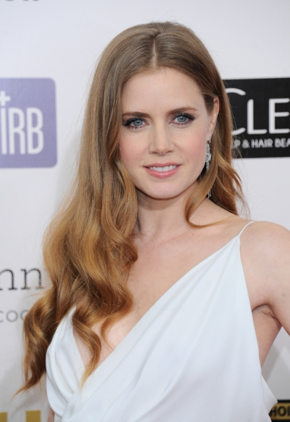 Amy Adams at Hathaway, Chastain & More at 18th Annual CRITICS CHOICE AWARDS