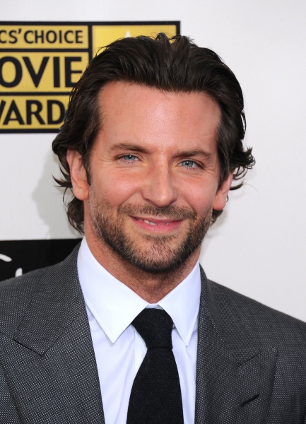 Bradley Cooper at Hathaway, Chastain & More at 18th Annual CRITICS CHOICE AWARDS