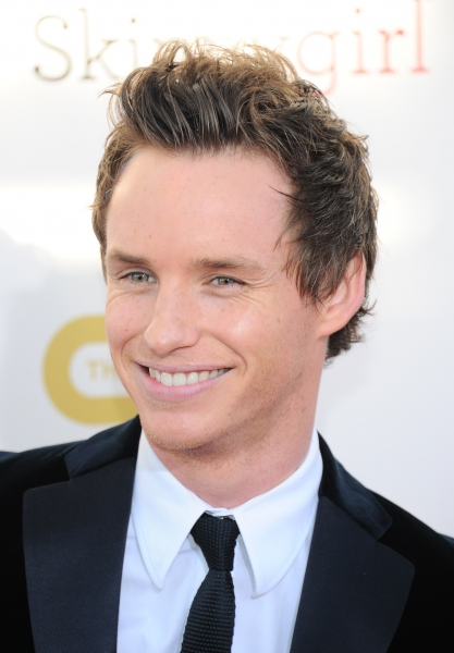 Eddie Redmayne at Hathaway, Chastain & More at 18th Annual CRITICS CHOICE AWARDS