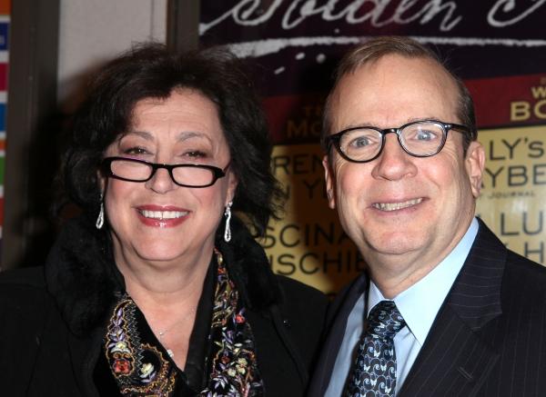 Lynne Meadow & Barry Grove