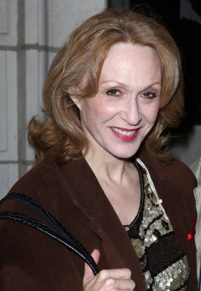 Jan Maxwell at THE OTHER PLACE Opening Night Theatre Arrivals!