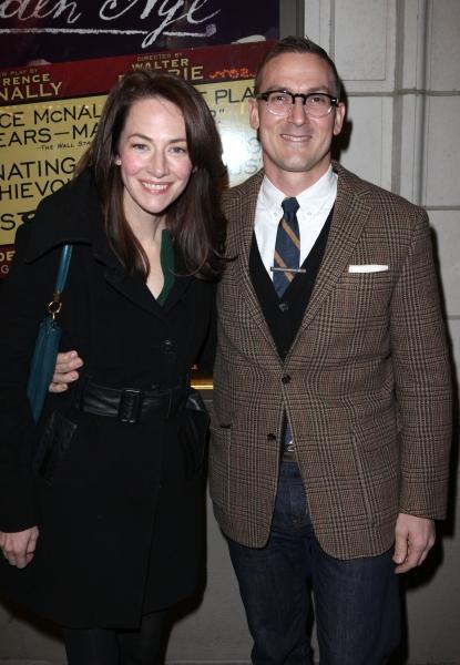 Playwright Sharr White & Evelyn White Photo