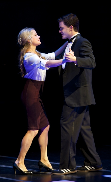 Photo Flash: More Production Shots of Joe Cassidy, Kendra Kassebaum and More in NEXT TO NORMAL