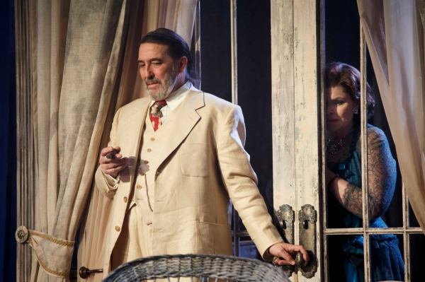Cat on a Hot Tin Roof Production Photo
