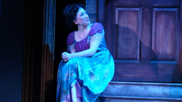 Photo Flash: First Look at Courtney Balan, James Sasser and More in Riverside's FUNNY GIRL