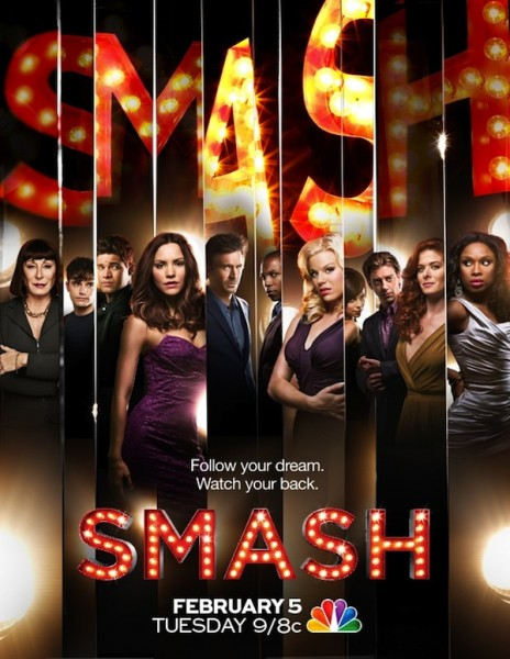 NBC to Offer Online Sneak Peek of SMASH's Season Premiere, 1/14